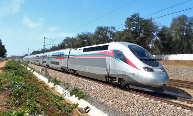 Africa's first high-speed train in Morocco