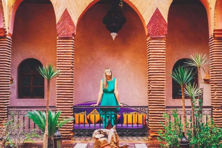 Can you live in Marrakech?