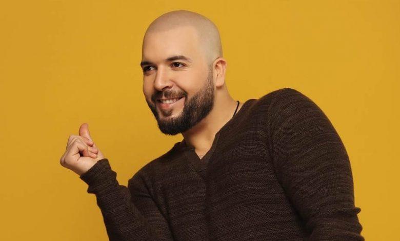 Famous Moroccan singer Douzi