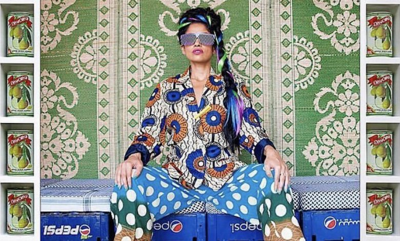 Photo of Hassan Hajjaj, the master of Moroccan Pop Art