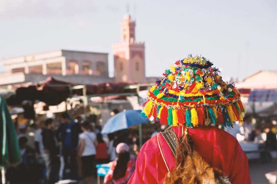 Is Morocco and marrakech safe?