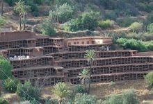 Photo of Where is located the largest traditional apiary in the world?