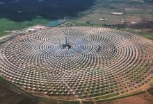 Photo of Where is located the world's largest and most powerful solar power plant?
