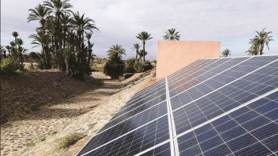 Photo of A 100% solar village is established in Morocco