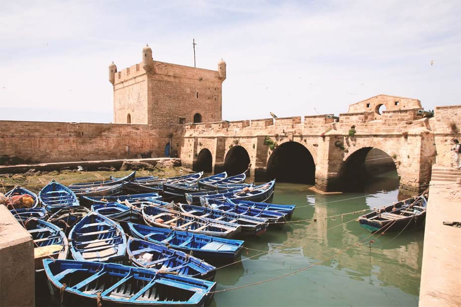 Essaouira: most Beautiful Moroccan Cities