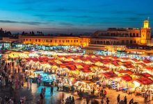 Photo of How to enjoy the beautiful nightlife of Marrakech?
