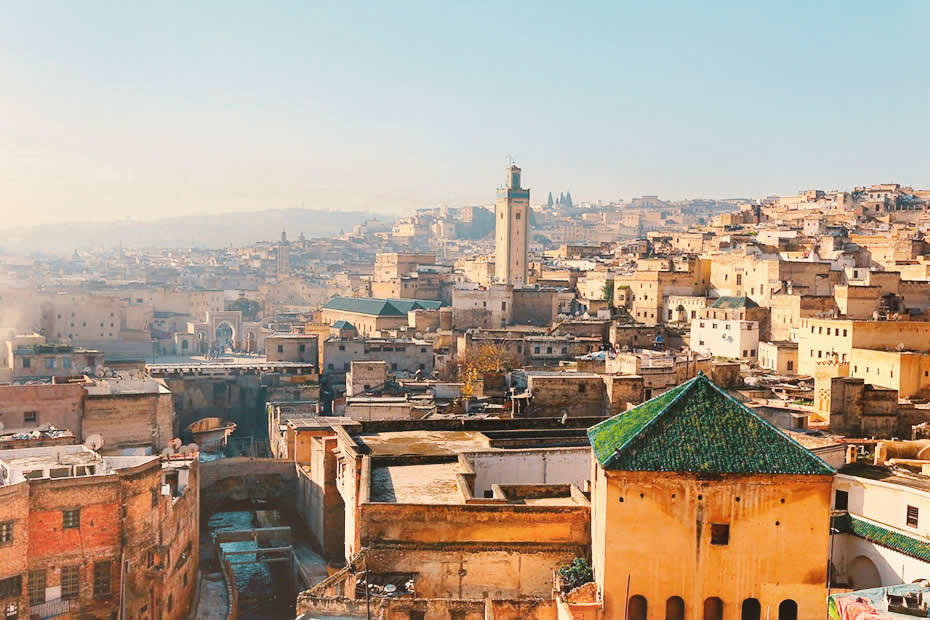 Fes - fez: most Beautiful Moroccan Cities