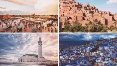 Photo of Top 10 best and most visited cities in Morocco!