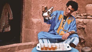 Photo of Why is Moroccan tea poured from a height?