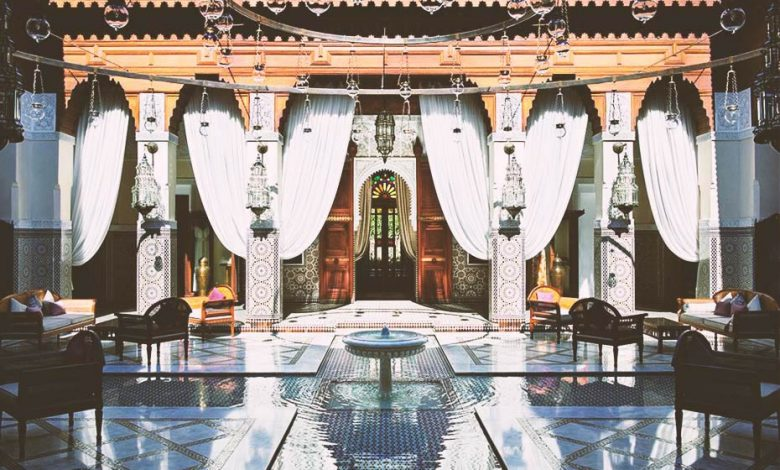 The Royal Mansour of Marrakech is the best hotel in Africa
