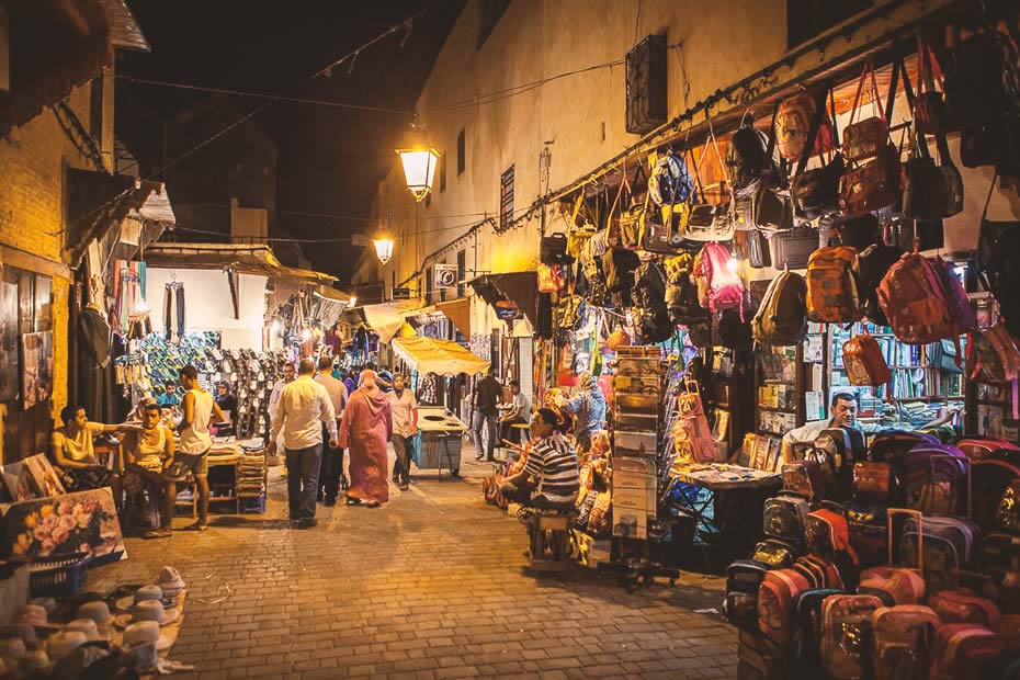 Medina of Morocco
