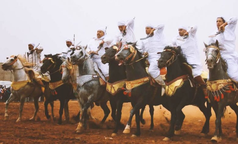 Photo of The horse, an integral part of the Moroccan history