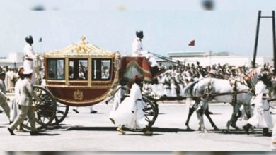 Photo of This carriage was given to the sultan of Morocco by a queen… which one?