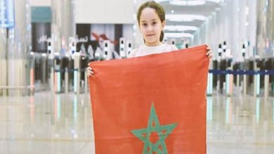 Photo of What title did this 9-year-old Moroccan girl won  in 2018?