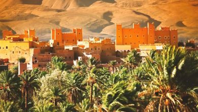 Photo of What is the weather like in October in Morocco?