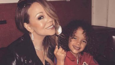 "Photo of Why did Mariah Carey name her son ""Moroccan""?"