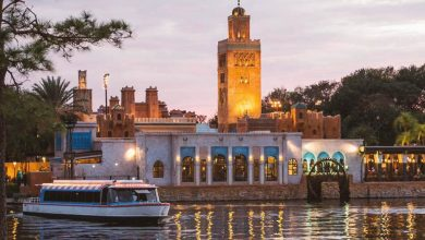 Photo of Discover Morocco at Disney World!?