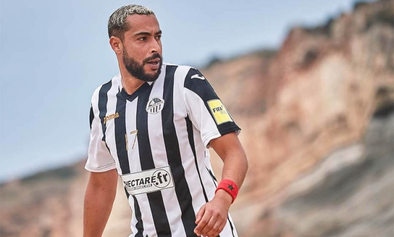 The best player in the world named Nassim El Hadaoui