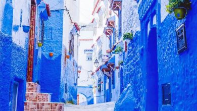 Photo of Why is the city of Chefchaouen in Morocco completely blue?