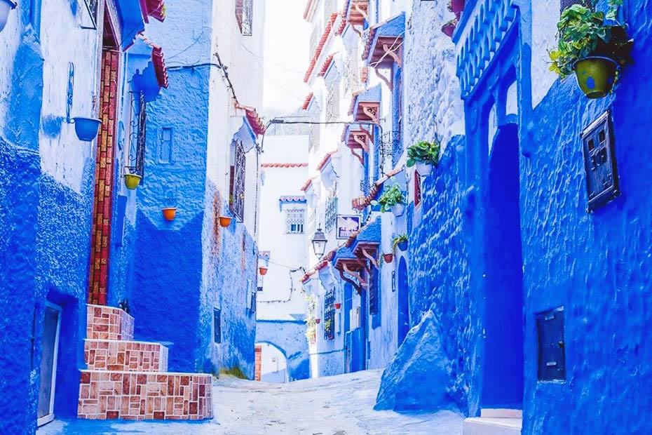 Chefchaouen: most Beautiful Moroccan Cities