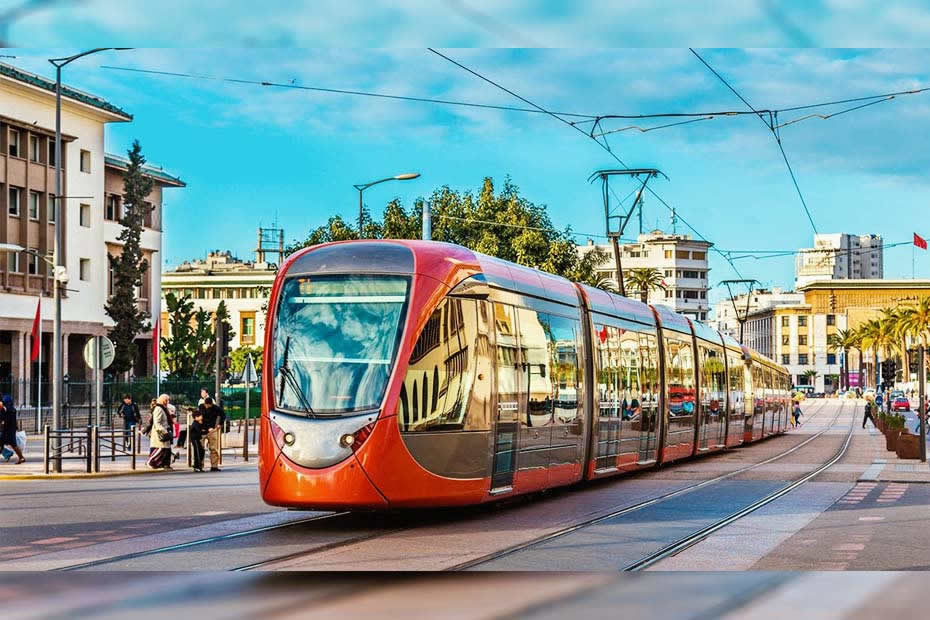Are roads safe in Casablanca: the modern tramway of Casablanca