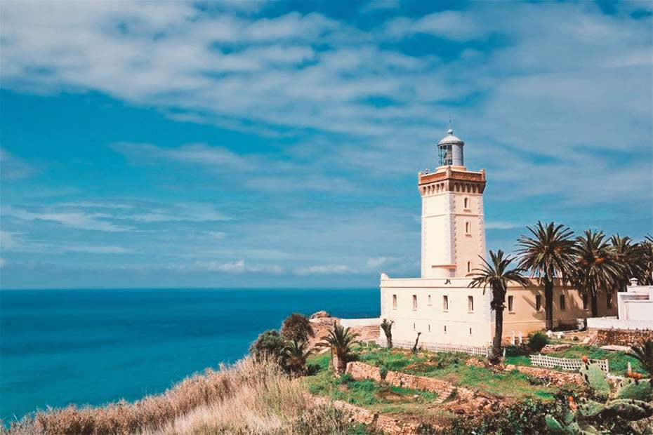 Cape Spartel best place to visit in Tangier