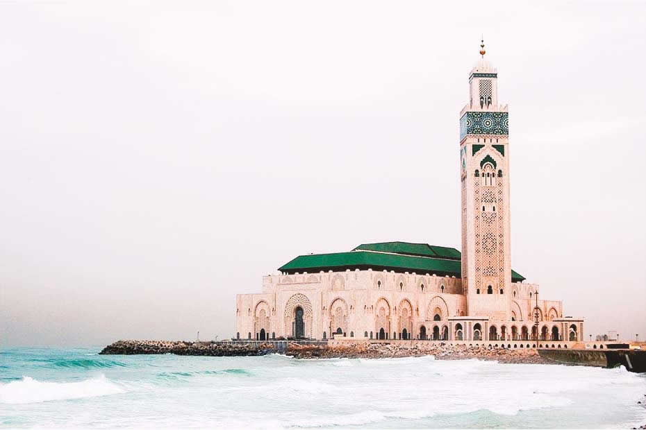 The Hassan II Mosque: best place to visit in Casablanca that you shouldn't miss!