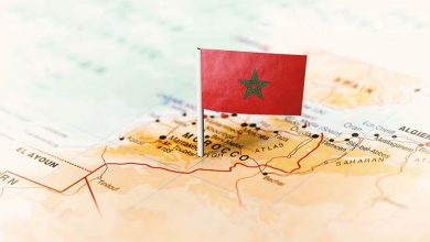 Photo of Where is Morocco?