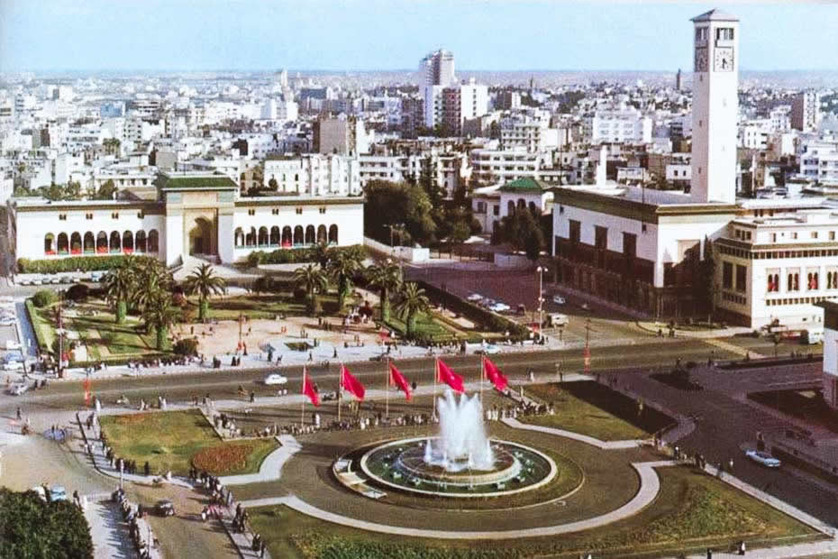 The square of Mohammed V: best place to visit in Casablanca that you shouldn't miss!