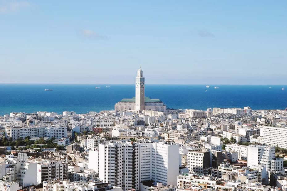 Why go to Casablanca this big, modern, Moroccan economical city of Morocco?