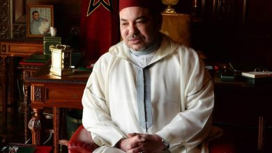 Photo of King Mohammed VI infected by the Coronavirus?