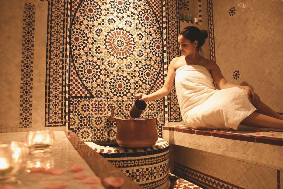 hammam of morocco