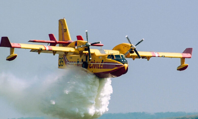 Photo of Morocco is the first African and Arab country to have Canadairs!